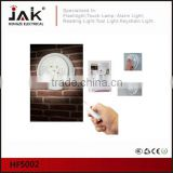 JAK touch light with remote control/battery led touch light led touch light with remote control