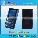 006Ahand held audio guide device audio guides for museums