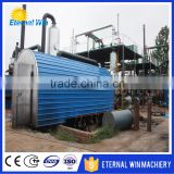 Plastic tire pyrolysis plant Plastic convert oil machines                                                                         Quality Choice