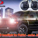 Auto spare parts 9-31v 65w*2 jeep series patriot led headlamp automobiles & motorcycles