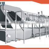Automatic stainless steel glass bottles pasteurizing machine