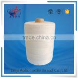 polyester sewing thread for industry use / bag closing sewing thread / cheap polyester sewing thread