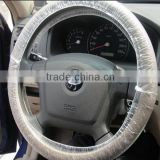 car repair plastic steering wheel cover kits