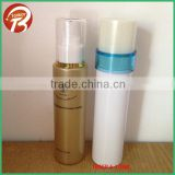 120ML PET plastic liquid foundation bottle 120ml PET plastic spray bottle plastic pump soap bottleTBSGP-6-120ml