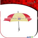 Wholesale Fancy Outdoor Sun and Rain Umbrella High Quality Advertising 75cm x 8K Golf Umbrella For Promotion