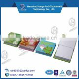 Promotional custom A4 notepad printing