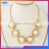 Custume Jewelry Chinese Traditional Fashion Baroque Pearl Necklace