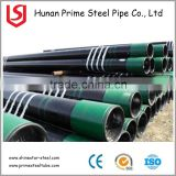 SGS certificate API 5CT Oil and gas steel pipe / oil casing pipe for water, gas and oil delivery