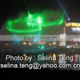 Water Screen Laser show