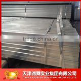 Alibaba mild steel square & rectangular steel pipe / cs zinc coated carbon steel pipe