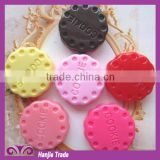 Wholesale newest design Kawaii 18mm resin cabochon for children's crafts