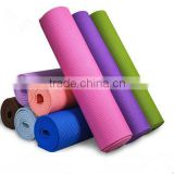 PVC Yoga mat custom label and Pilates Mat