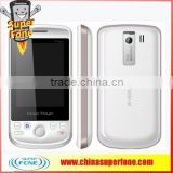 2.8 inch spreadtrum6531C best quality dual sim card latest touch mobile(magic)