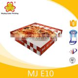 Fried chicken packaging boxes with custom logo