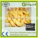 dried fruit/vegetable chips machine for fruit processing