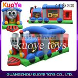 high quality thomas the train inflatable bounce house for sale