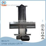 Home automation systems Actuator TV lift for home bed,hotel bed