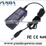 High Quality YUNDA Brand Universal Laptop Adapter for Samsung 19V 2.1A 40W Laptop Charger Connector Size 5.5mm*3.0mm