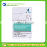 Factory price printable plastic rfid MIFARE Classic(R) 1k IC card