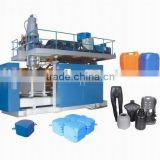 PE PP HDPE LDPE blow molding machine ZK-90B jerry can tank drum hollow products