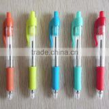 office stationery set new retractable click gel ink pen