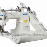 NT 927-PL High-Speed Feed-Off-The-Arm Chain stitch Sewing Machine with puller( Two Needles)