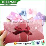 New Arrival Wedding Invitation Card Greeting business,envelope Card Laser Cut Card ZM-GC001                                                                         Quality Choice