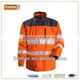 safety jacket workwear, comply with ANSI 107 Class 3