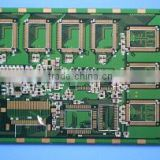 HDI copper-clad laminate pcb fabrication rigid-flex printed board double-sided printed board pcb