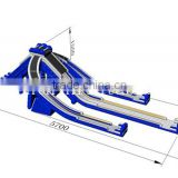 giant inflatable trippo water slide for adult / giant hippo inflatable water slide                                                                                                         Supplier's Choice