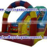 High quality and cheap outdoor inflatable slide, inflatables, inflatable water slide SP-SL109