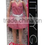 11.5 inch lovely girl doll collection GLITZY SERIES