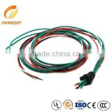 Custom Cable Assembly ,5pin Molex Picoblade Wire Cable Assembly Output 12V Car Cigarette Lighter Power Adapter