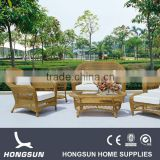 Cheap balcony furniture set rattan garden sofa                                                                         Quality Choice