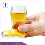 wholesale home bar boot shaped sexy shot glass                                                                         Quality Choice