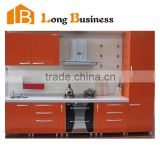 LB-JL1235 Flashing White blue High gloss lacquer Wholesale export Appliance Custom Kitchen Cabinet Door Furniture                                                                         Quality Choice
