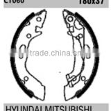brake system k11155 58305-24A00 for Mitsubishi Hyundai fbk brake shoe