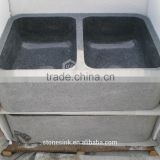 Granite G654 polishing kitchen sink