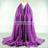 Scarf Own Design Scarfs Diamond and Embroidered Women Fashion Shawls and Wraps 180*90 Female Pashmina Scarves