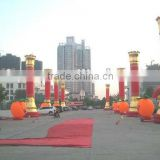 inflatable balloon arch/outdoor decorative inflatable arches