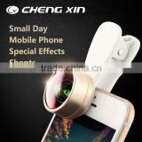 Free Sample camera lens 3 in 1 Fisheye photographic lenses mobile camera extra lens                                                                         Quality Choice