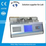 ISO8295 ASTM D1894 TAPPIT816 friction coefficient tester