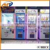 New Style Amusement Equipment Arcade Coin Operated game machine Gift Prize Toy Catcher crane claw machine for game center