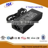 universal adaptor AC DC adapter 29v 1a with UL GS CE SAA FCC approved (2 years warranty)