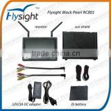 B160 RC Excavator For Sale FlySight Black Pearl 7inch HDMI FPV Diversity Monitor Hot Product