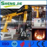 Induction Melting Furnace Slag Fetching Machine