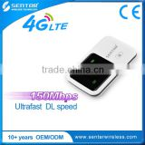 Original Unlocked 150 Mbps 4G LTE Wifi Wireless Router Support LTE FDD and B1/2/3/4/7/8/17/20/28