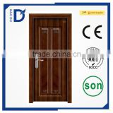 Beautiful design high qulity China alibaba hot sales Antique Carved New Designs steel wood door