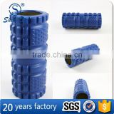 High Density EVA hollow stability yoga roller, fashion hollow roller, factory foam roller