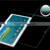 Top quality 9H Tempered glass screen protector for Samsung T800 Tab S 10.5, Paypal also accepted